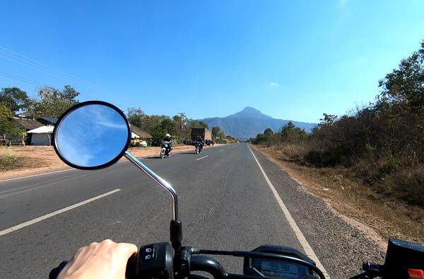 快適な道路