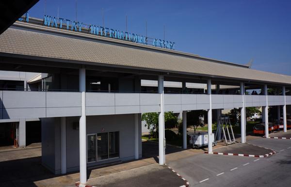 ワッタイ国際空港ターミナル