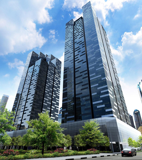 ウェスティン・シンガポールが11月1日にオープン