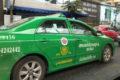 バンコクのタクシーの運賃と乗り方 ぼられないための対策