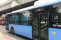 ドンムアン空港のエアポートバス、BTS新駅に接続する新たな路線を運行開始