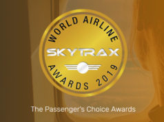 World Airline Awards 2019