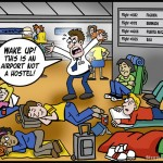 Worst Airports for Sleeping
