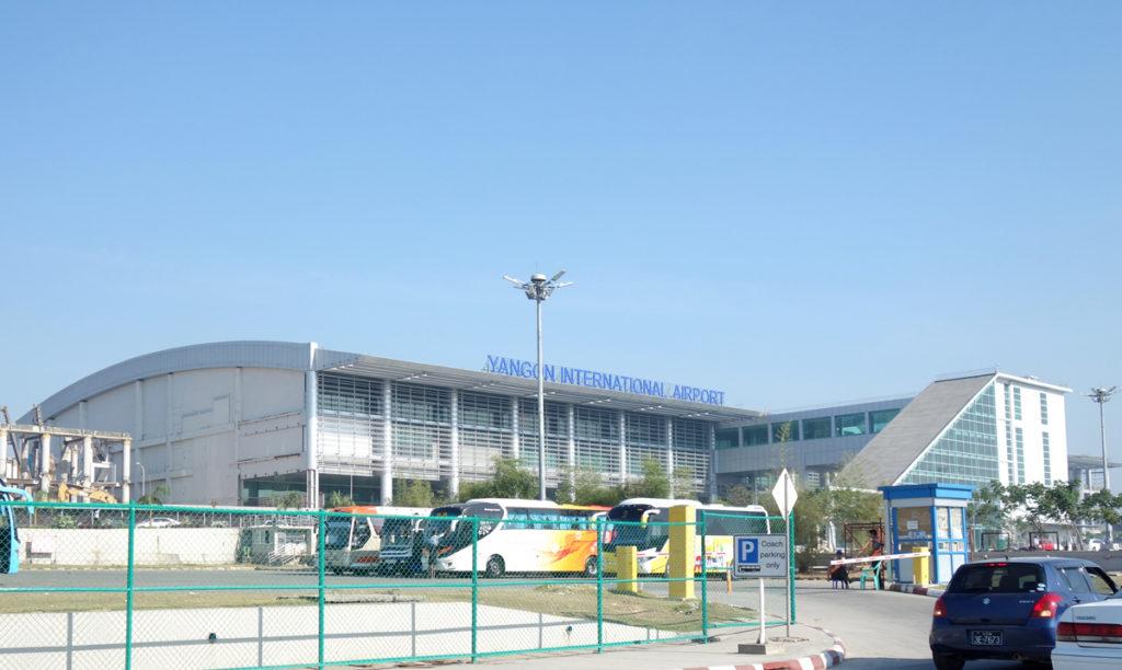 ヤンゴン国際空港ターミナル1
