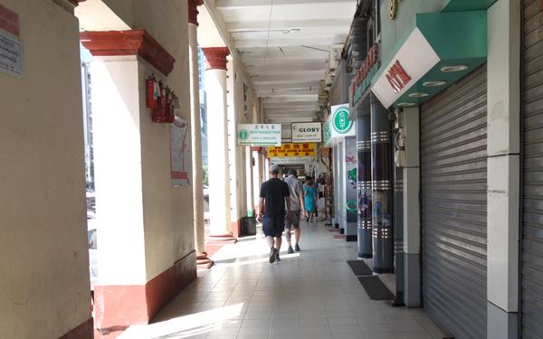 ボージョ―アウンサンマーケット